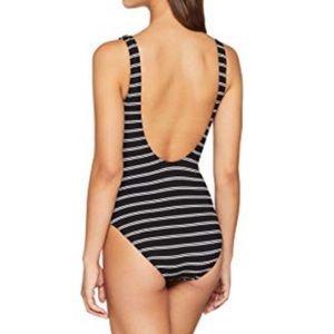 Seafolly Swim - Seafolly - Inka Stripe One-Piece Swimsuit